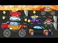 2 Players car racing games Video for Kids Android Gameplay HD