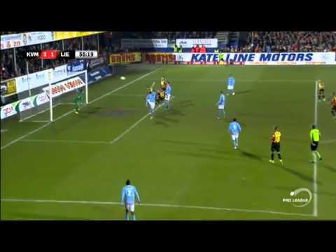 But de Sofiane Hanni | KV Mechelen (Malines) / Lierse SK | 22/02/2015