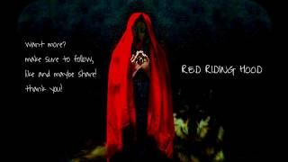 """RED RIDING HOOD"" | Emotional Storytelling Rap Beat | Hip Hop Instrumental"