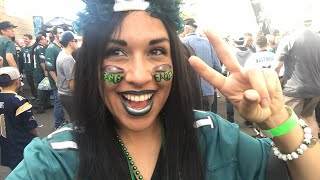 Up in this coliseum eagles vs Rams 2017