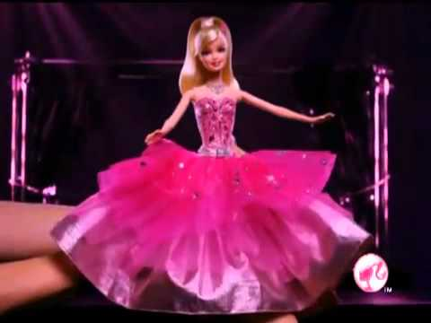 2010 Barbie A Fashion Fairytale Transforming Fashion Doll Commercial Youtube