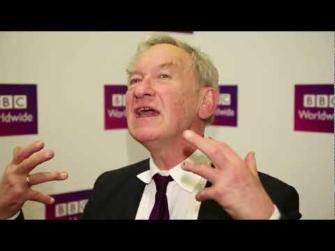 Simon Schama talks to BBC Worldwide Showcase 2013