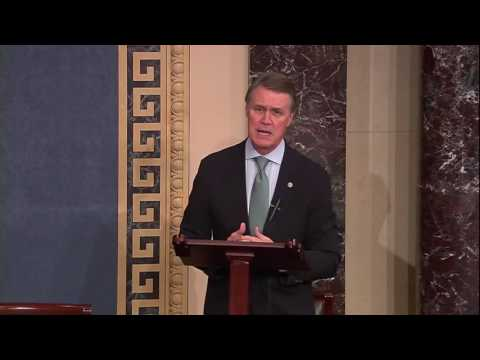Senator David Perdue Speaks on Temporary Refugee Suspension