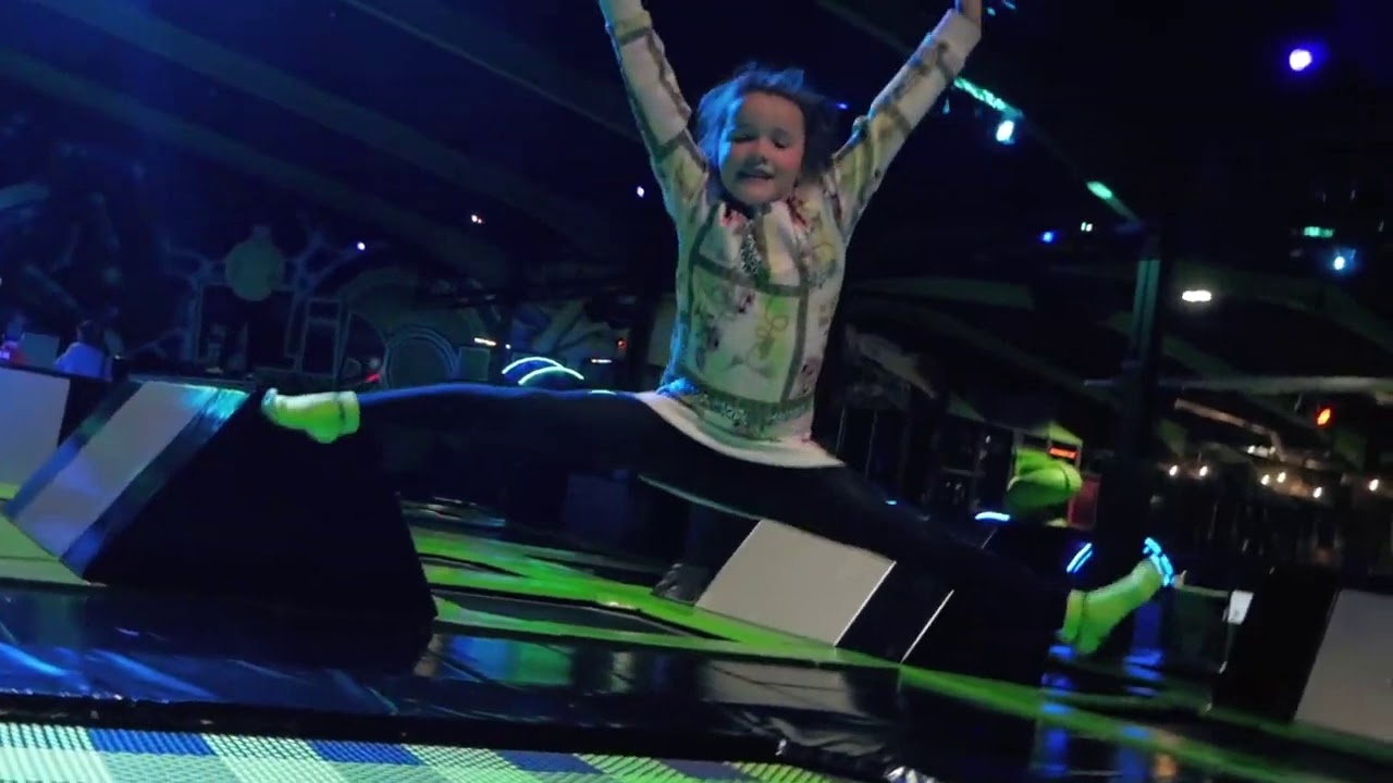 Welcome to Flip Out  - UK's Biggest  Best Trampoline  Adventure Parks!