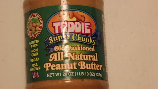 Ultimate Unboxing - Teddie Super Chunky Old Fashioned All Natural Peanut Butter!