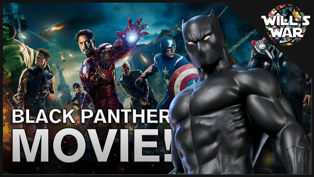 Marvel Black Panther Movie
