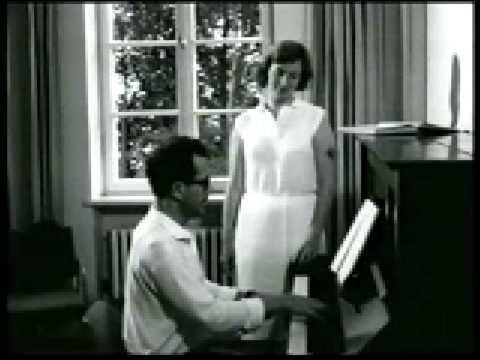 Wieland Wagner probt den Ring 1965 - Die Walküre (2)