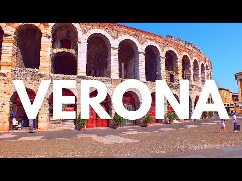 VERONA, que ver en la ciudad de Romeo y Julieta. Guía de ITALIA #2