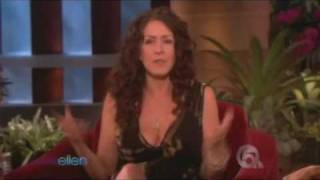 Joely Fisher on Ellen DeGeneres Show - 10/08/2009 // FULL interview