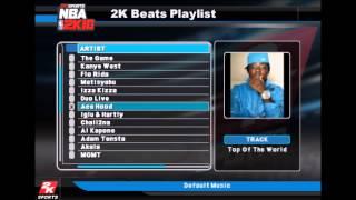 Ace Hood - Top of the World (NBA 2K10 Edition)