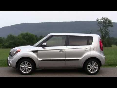 2012 Kia Soul road test, review & video by Drivin' Ivan Katz