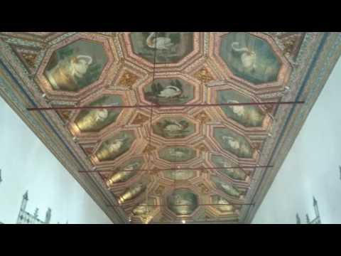 ポルトガル  王宮  白鳥の広間  (Palacio Nacional de Sintra)