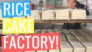Rice Cake Factory! - China (itsamaddworld)