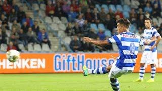 Karim Tarfi ● Amazing free kick ● SC Cambuur - De Graafschap (2-3)