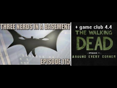 TNIAB 115 + Game Club 4.4 | BATMAN: The Dark Knight Returns Part 2, Starcraft HOTS, Initial D