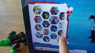 Скануємо коди з трансформерів і граємо в гру Трансформери Роботи під прыкрытием