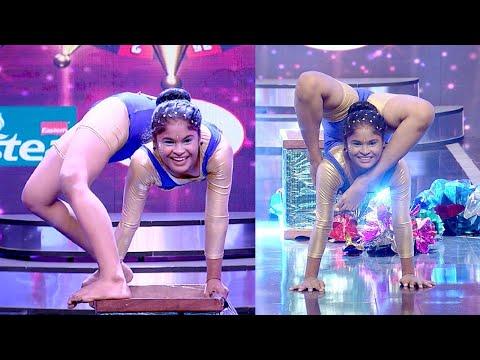 #MimicryMahamela l Vaishnavi the super girl l Mazhavil Manorama