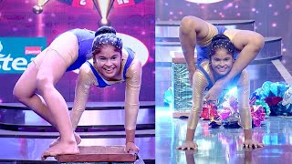 #MimicryMahamela l Vaishnavi the super girl l Mazhavil Manorama