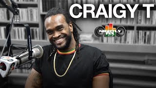 Craigy T talks getting engaged, not wanting to invite TOK to the wedding + solo music career