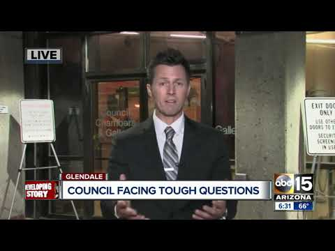 Public weighs in on Glendale tasing incident at city council meeting