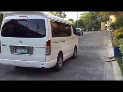 Van & Car Rental in Cebu Bohol - Citi Van Service