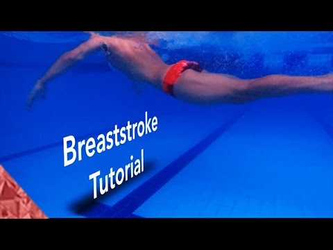 Breaststroke Swimming Technique Tutorial. Part 2. Legs.