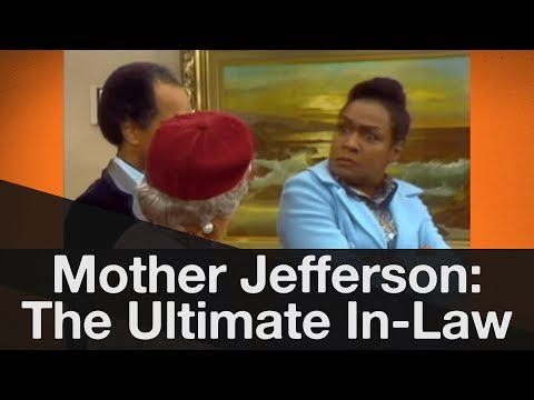 Mother Jefferson: The Ultimate In-Law