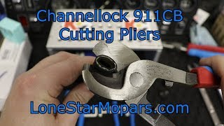 Channellock 911CB Cutting Pliers