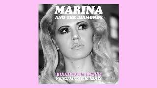 Marina and The Diamonds - Bubblegum B*tch (Kristijan Majic Remix) Video