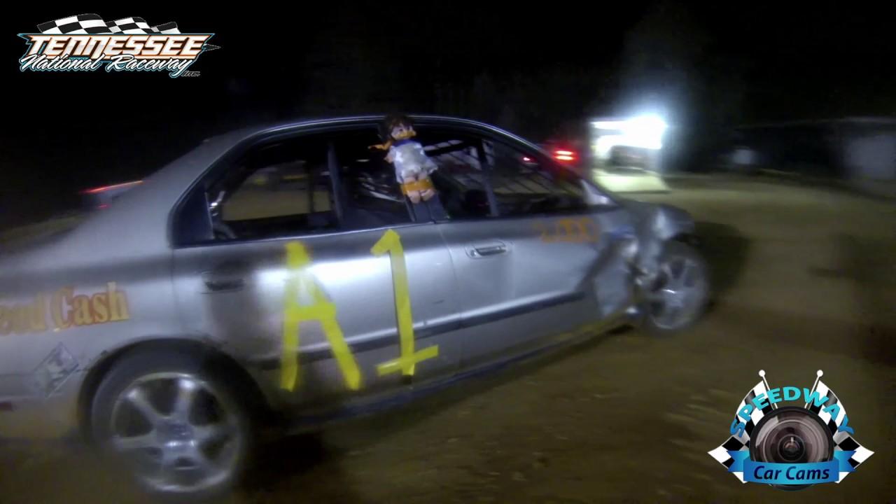 A1 CJ Racing - Hot Shots - 3-4-17 Tennessee National Raceway - Dirt ...