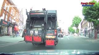 Funny Car Crash video