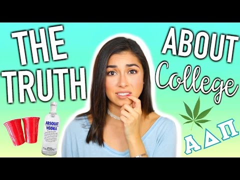The Truth About College | What I Wish I Knew Before College & College Advice