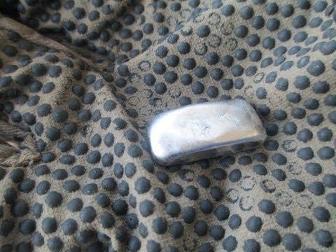 Zinn, Silber und Palladium aus CPU Sockeln