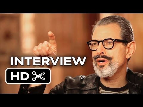 The Grand Budapest Hotel Interview - Jeff Goldbum (2014) - Wes Anderson Comedy Movie HD