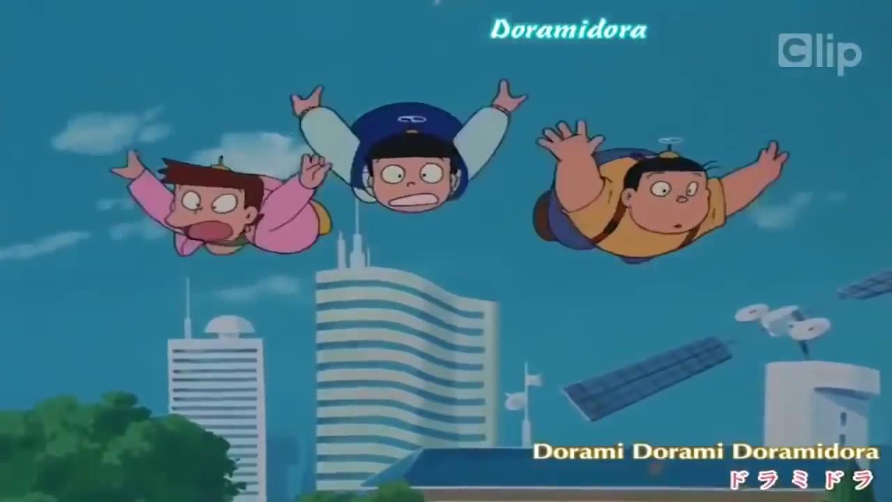 Phim Hoạt hình DOREMON Thuyết minh Tiếng Việt mới nhất 2017 trên HTV 3 ♥ Doremon PHẦN 9