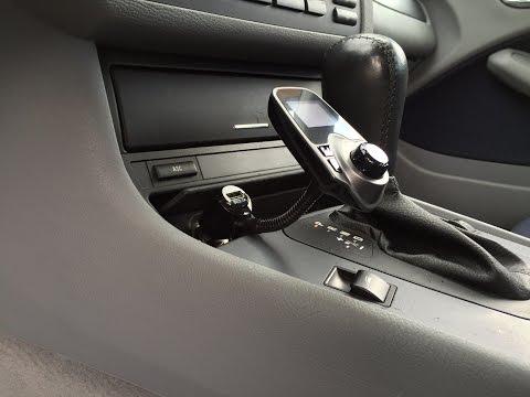 FM Transmitter Unboxing und Test im BMW 318i E46