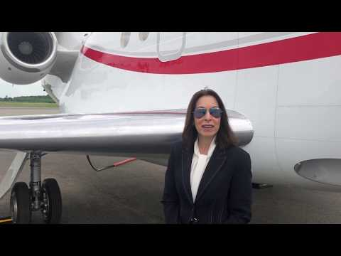 Dassault Falcon 2000EX EASy Walk-Through