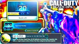 *NEW* BLACK OPS 3 SUPPLY DROP BUNDLE OPENING! - CALL OF DUTY BLACK OPS 3 NEW DLC WEAPON OPENING!