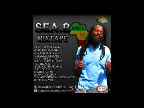 2017  THE VERY BEST OF SEA B MIXTAPE REGGAE ROOTS & CULTURE MIX LOVERS ROCK HITS