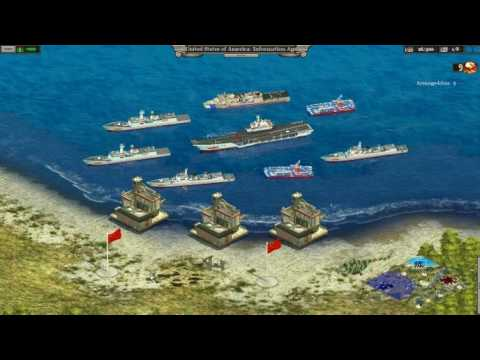 Rise of Nations: Nuclear power