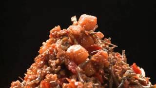 菊之鱻海鮮安心醬製作過程及美味影片