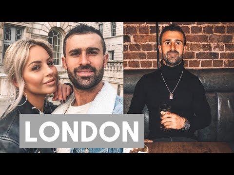 LONDON TRIP WITH MY WIFE | Jordan Carter