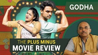 Godha | Plus Minus Movie Review | Baradwaj Rangan