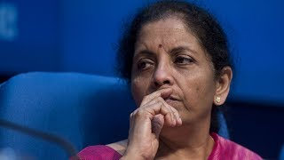 I-T department must create 'taxpayer-friendly' environment: Sitharaman