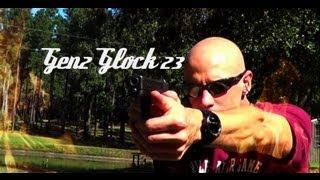 Gen 2 Glock 23 HD Review