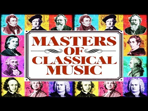 40 Greatest Pieces of CLASSICAL MUSIC - MOZART VIVALDI BEETHOVEN CHOPIN Classical Music Mix