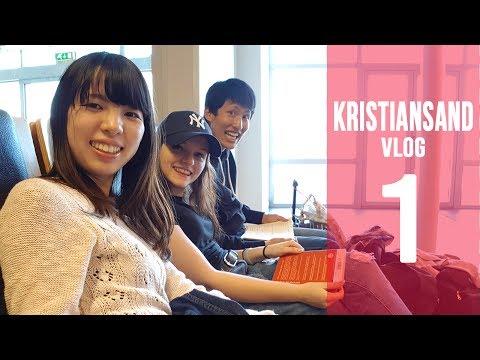 Kristiansand Vlog #1 - Traveling
