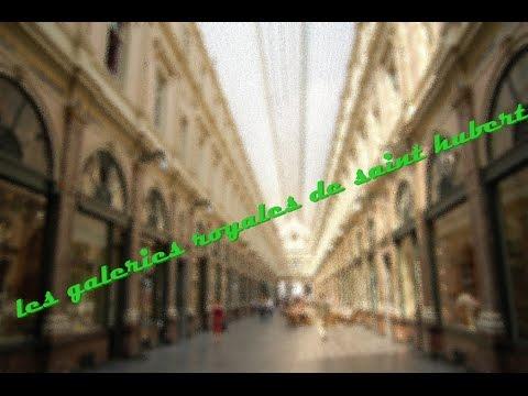 les galeries royales de saint hubert