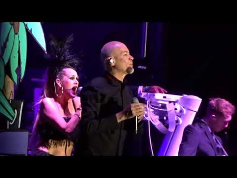 Human League - Together In Electric Dreams - Huntington Beach CA - May 12, 2018