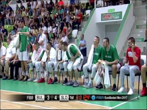 Bulgaria-Slovenia-Sep2016-european qualifiers-EuroBasket 2017